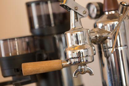 Freier Kaffee und Getränke