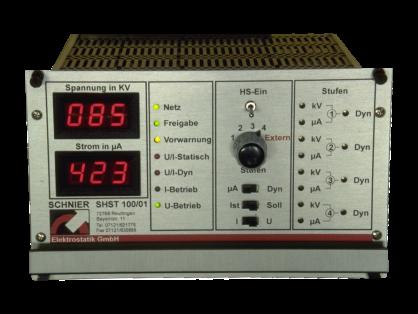 Produktbild: Hochspannungssteuerung Typ HST 01/01