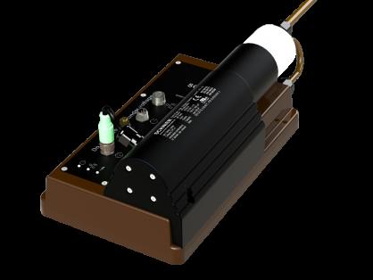 Produktbild: Hochspannungserzeuger smart-E 310 mit Entlader