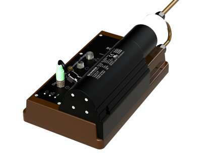 Produktbild: Hochspannungserzeuger smart-E 510 mit Entlader