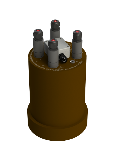 product image: High Voltage Switch Type HES 08/01
