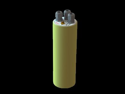 Produktbild: Hochspannungsverteiler Typ HVE 04/01