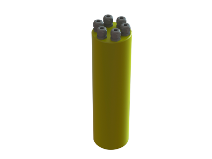 Produktbild: Hochspannungsverteiler Typ HVE 07/01