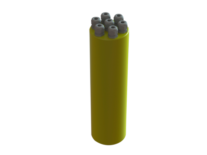 Produktbild: Hochspannungsverteiler Typ HVE 07/02
