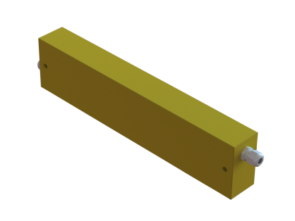 product image: High Voltage Damping Resistor HDW 08/01