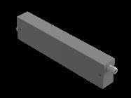 Produktbild: Hochspannungsdämpfungs- und Ableitwiderstand HDW 11/01